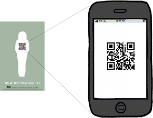 QR codes plus Social Media equals marketing gold