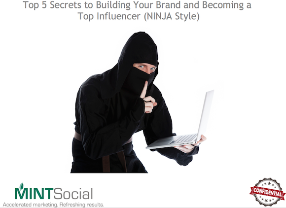 Top 5 Secrets to Building Your Executive Brand be Top Influencer